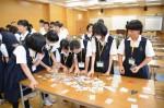 平成27年度体験入学<二日市中学校>【41】