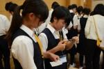 平成27年度体験入学<二日市中学校>【42】
