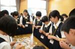 平成27年度体験入学<二日市中学校>【43】