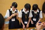 平成27年度体験入学<二日市中学校>【44】