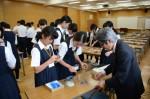 平成27年度体験入学<二日市中学校>【50】
