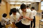 平成27年度体験入学<二日市中学校>【51】