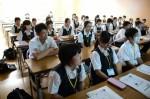 平成27年度体験入学<二日市中学校>【55】