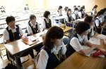平成27年度体験入学<二日市中学校>【56】