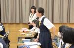 平成27年度体験入学<二日市中学校>【60】