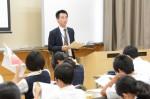 平成27年度体験入学<二日市中学校>【61】