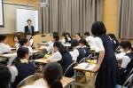 平成27年度体験入学<二日市中学校>【63】