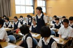 平成27年度体験入学<二日市中学校>【65】