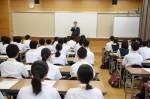平成27年度体験入学<春日中学校・老司中学校>【6】