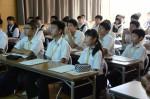 平成27年度体験入学<春日中学校・老司中学校>【14】