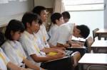 平成27年度体験入学<春日中学校・老司中学校>【23】