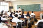 平成27年度体験入学<春日中学校・老司中学校>【25】