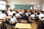 平成27年度体験入学<春日中学校・老司中学校>【28】