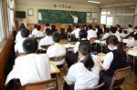 平成27年度体験入学<春日中学校・老司中学校>【29】