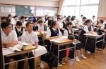 平成27年度体験入学<春日中学校・老司中学校>【32】