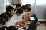 平成27年度体験入学<春日中学校・老司中学校>【37】