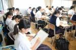平成27年度体験入学<春日中学校・老司中学校>【38】