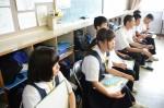 平成27年度体験入学<春日中学校・老司中学校>【42】