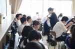 平成27年度体験入学<春日中学校・老司中学校>【43】