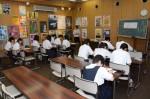 平成27年度体験入学<春日中学校・老司中学校>【46】