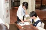 平成27年度体験入学<春日中学校・老司中学校>【52】