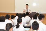 平成27年度体験入学<春日中学校・老司中学校>【58】