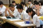 平成27年度体験入学<春日中学校・老司中学校>【63】