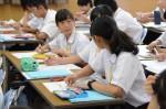 平成27年度体験入学<春日中学校・老司中学校>【64】