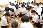 平成27年度体験入学<春日中学校・老司中学校>【67】