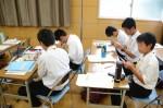 平成27年度体験入学<春日中学校・老司中学校>【69】
