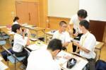 平成27年度体験入学<春日中学校・老司中学校>【70】