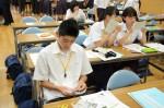 平成27年度体験入学<春日中学校・老司中学校>【71】