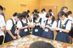 平成27年度体験入学<春日中学校・老司中学校>【72】