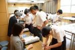 平成27年度体験入学<春日中学校・老司中学校>【84】