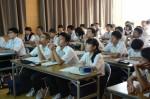 平成27年度体験入学<春日中学校・老司中学校>【88】