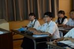 平成27年度体験入学<春日中学校・老司中学校>【89】