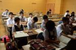 平成27年度体験入学<春日中学校・老司中学校>【93】
