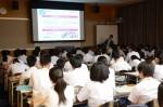 平成27年度体験入学<春日中学校・老司中学校>【95】