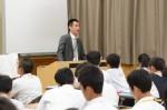 平成27年度体験入学<春日中学校・老司中学校>【98】