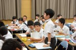 平成27年度体験入学<春日中学校・老司中学校>【99】