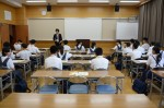 平成27年度体験入学<春日北中学校・天拝中学校>【2】
