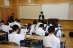 平成27年度体験入学<春日北中学校・天拝中学校>【6】
