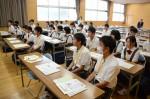 平成27年度体験入学<春日北中学校・天拝中学校>【8】