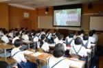 平成27年度体験入学<春日北中学校・天拝中学校>【15】