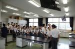 平成27年度体験入学<春日北中学校・天拝中学校>【17】