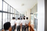 平成27年度体験入学<春日北中学校・天拝中学校>【19】