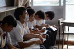 平成27年度体験入学<春日北中学校・天拝中学校>【24】