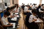 平成27年度体験入学<春日北中学校・天拝中学校>【34】