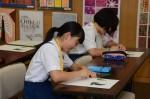 平成27年度体験入学<春日北中学校・天拝中学校>【46】