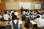 平成27年度体験入学<春日北中学校・天拝中学校>【49】